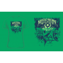 CAMISETA MUSCLE MACHINE GREEN