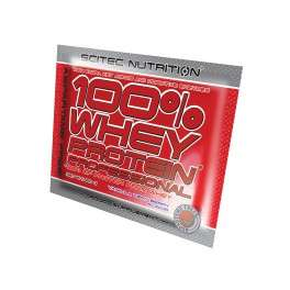 100% WHEY PROTEIN PROFESSIONAL 30 g